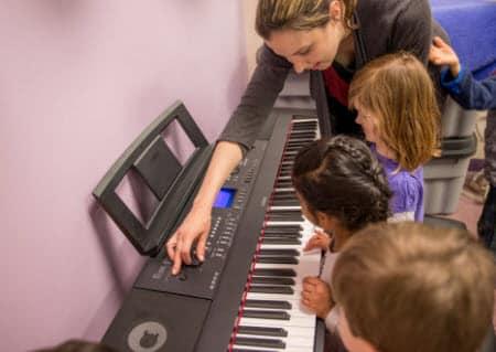 Piano Corner Class