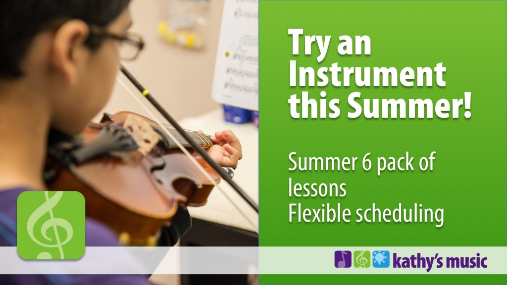 Music Artistry Summer Lessons