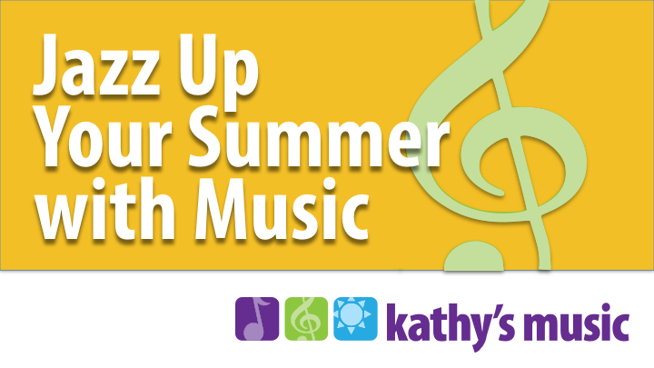 Jazz Up Your Summer!
