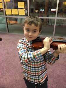 Intro to Violin